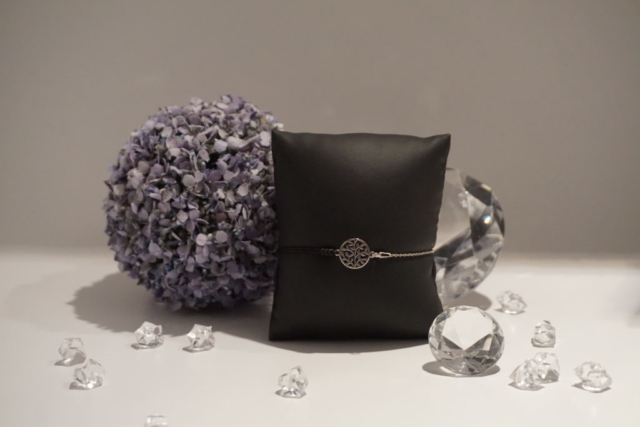 Armkette-Armband Kombi Lebensbaum Silber