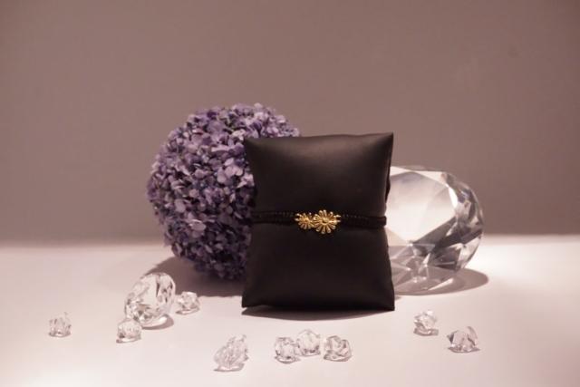 Armband Makramee Margarethen gold