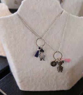 Halskette Jungen und Mädchenkette